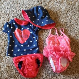 Other - Baby girl swim suits